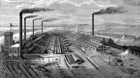Menunggu Revolusi Industri ke-4 Batam