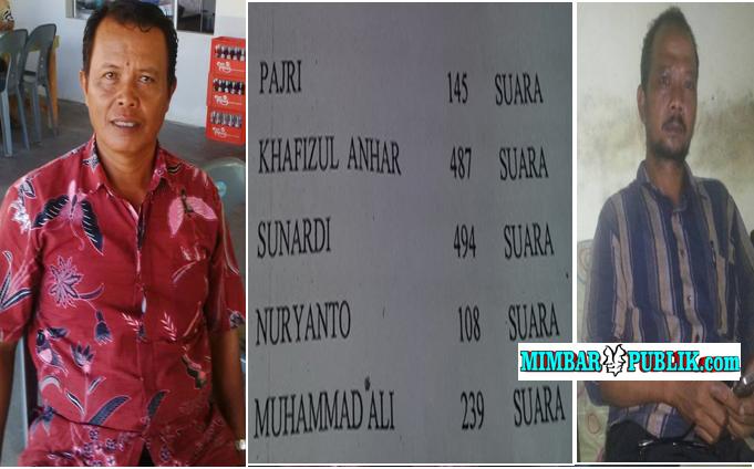Saling Tuding Pemenang Pilkades Bintan Buyu ,Hingga Dugaan Intervensi Oknum Dewan