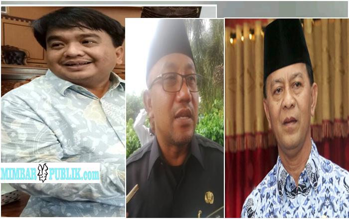 Suhu Politik Mulai Panas, Nama Ade Angga dan Syahrul Digadang Ikut Pilwako Tanjungpinang