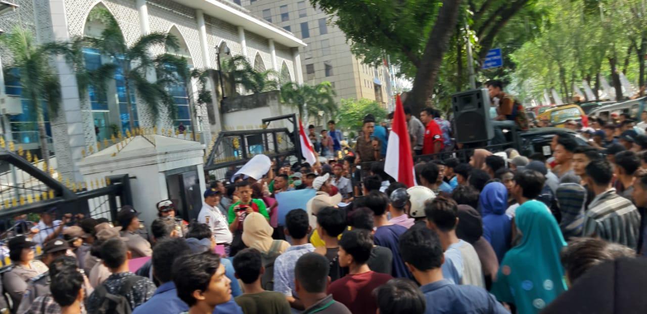 GMK Anti Korupsi Desak Polri Tetapkan Tersangka Baru Dugaan Korupsi Pipa Transmisi
