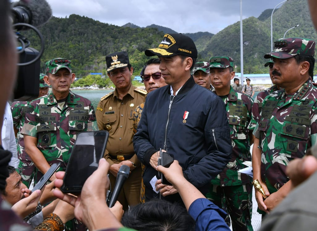 Presiden Tegaskan Hak Berdaulat Indonesia di ZEE