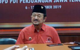 Achmad Purnomo Bantah Terima Tawaran Jokowi Terkait Keputusan Resmi DPP PDIP Usung Gibran dan Teguh Prakosa di Pilwali Solo