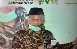 Retina dan Glaukoma Diresmikan, Mohd. Nuh: Wakaf Menyelamatkan Dunia Akherat