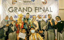 Duta GenRe Enrekang Sabet Dua Prestasi Diajang Grand Final Duta GenRe SulSel 2020