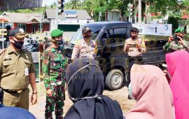 Operasi Yustisi Prokes Polres Natuna Jaring 33 Pelanggar