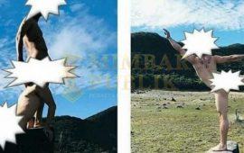 Viral, Pendaki Berpose Bugil di Taman Nasional Gn. Gede – Pangrango
