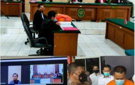 Tindak Pidana Pilkada Pelalawan, SS Divonis Pidana 2 Tahun Penjara Denda Rp 200 Juta
