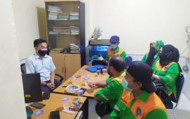 Jalin Komunikasi dengan PT Wilamar, DPC SPRMII Bertemu Direksi, Syed :Peraturan Walikota Dumai No 37 Tahun 2017 Harus Diterapkan