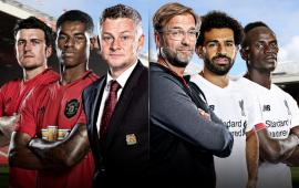 Babak Keempat Piala FA, Setan Merah Vs Liverpool