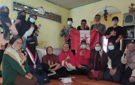 Gerakan Mahasiswa Nasional Indonesia Cabang Lingga Melakukan Penggalangan Dana