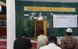 Subuh Mubaraqah di Koto Tangah, Wawako Hendri: Allah Menurunkan Rezeki Kepada Yang Dikehendaki