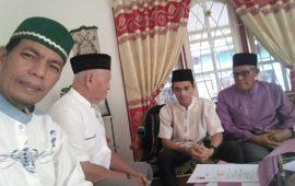 Pemuda Pekerja RM.Basamo Bintan Menjadi Mualaf