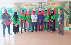 DPC-SPRMII Audiensi dengan LAMR Dumai, Bentangkan Masalah Tenaga Kerja Lokal