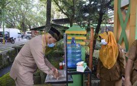 Sekolah Tatap Muka Dimulai, Wali Kota Padang Ingatkan Patuhi Prokes