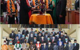 Baharuddin, SH Resmi Jabat Ketua DPRD Kabupaten Pelalawan Sisa Masa Jabatan 2019 – 2024