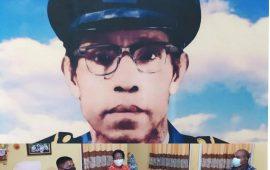 Mayor Udara Corinus Krey, Tokoh Pejuang Pembebasan Papua dan Pencetus Nama IRIAN Yang Hampir Terlupakan