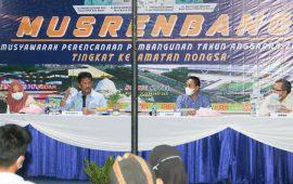 Pemko dan BP Batam akan Lebarkan Jalan Utama Batu Besar