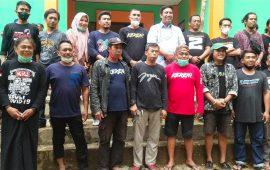Ini Harapan Chaidir Syam saat Temui Relawan Hati Kita di Taman Nasional Biseang Labboro