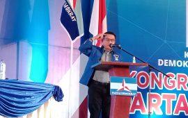 Kubu Moeldoko Daftarkan Kepengurusan di Kemenkumham