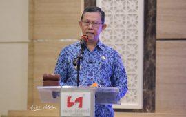 Rakor Program Bansos dan DTKS, Gubernur Arinal Minta Dinsos Kabupaten/Kota Lakukan Verifikasi dan Validasi Data secara Akurat