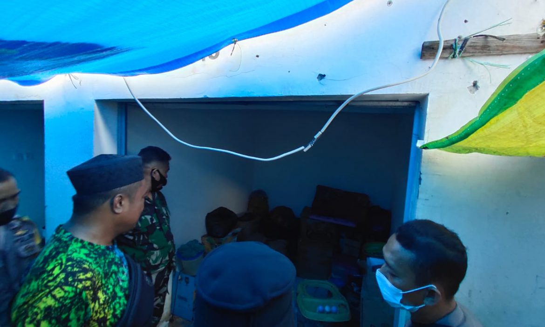 Sengketa Kios Berakhir Eksekusi Pengosongan Kios di Pasar Bulu-Bulu Maros