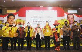 Konferensi Pers DPD Partai Golkar: Target 2 Juta Kader