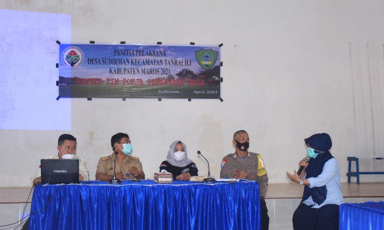 Pendataan SDGS di Desa Sudirman akan Dimulai Hari Ini, Lenni: SDGS Sangat Penting Bagi Desa