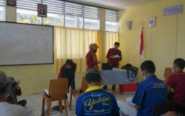Andikpas LPKA Kelas ll Maros Ikuti Pelajaran Teknologi Informasi dari Mahasiswa Politeknik Pangkep