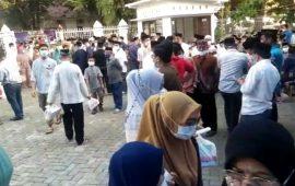 Bupati Maros Adakan Buka Puasa Bersama Masyarakat Maros di Rumah Jabatan Bupati