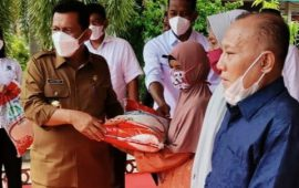 Perbaiki Dermaga Rakyat Pulau Mepar, Ansar Ahmad: Kita Upayakan Melalui APBD-P 2021