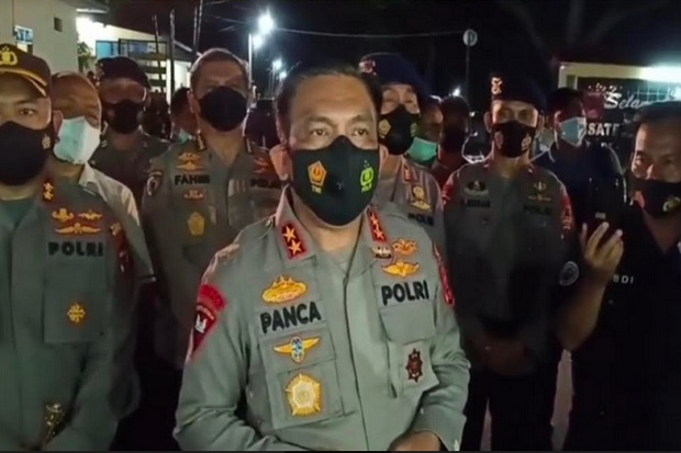 Pembunuh Jurnalis Mara Salem Harahap Sudah Ditangkap