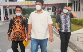 Kejati Riau Segera Kirimkan Berkas Dugaan Pemerasan Terhadap Bupati Kuansing ke Kejagung RI
