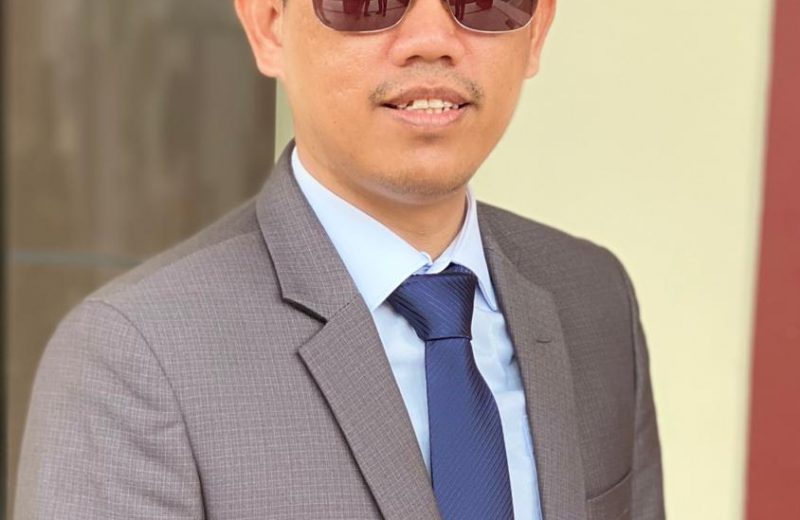 Kuasa hukum partai Demokrat kubu KLB, Rusdiansyah