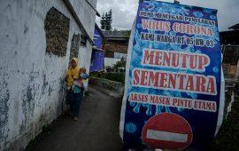 43 Kota/Kabupaten di Luar Jawa-Bali yang Dilakukan Pengetatan PPKM Mikro, Ada 4 Daerah di Kepri