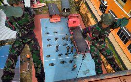 Asah Naluri Tempur, Jajaran Kolak Pasmar 3 Gelar Latihan