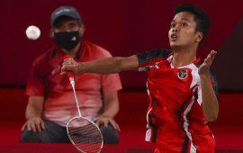 Kalahkan Guatemala, Anthony Ginting Amankan Medali Perunggu Olimpiade Tokyo