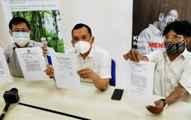 Peringati HUT ke-76 RI, FKMTI Siap Bongkar Kasus Mafia Tanah Seluruh Indonesia