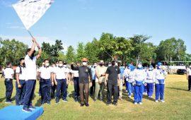 Danlantamal IV Resmikan Lapangan Tembak Gurita Perkasa dan Musala At-Tauhid Yonmarhanlan