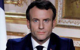 Presiden Prancis 3 Kali Diserang Warga Sendiri