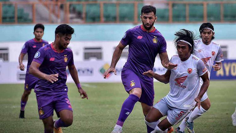 Ilham Udin Pahlawan di Menit Akhir, Skor Akhir Persik vs PSM 2-3