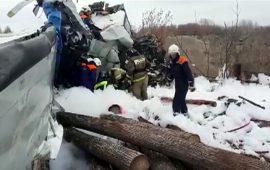 Pesawat Bawa 20 Penerjun Payung Jatuh di Menzelinks Rusia, 16 Orang Tewas
