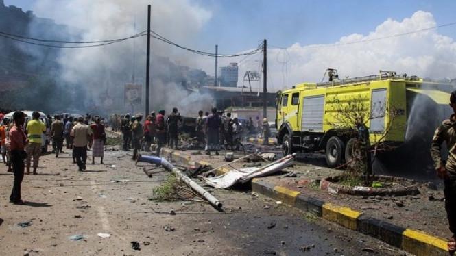 Bom Mobil Tewaskan Sekurangnya Empat Orang di Yaman