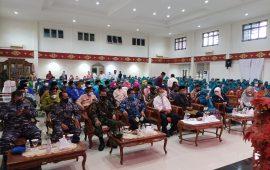 Danyonmarhanlan IV TPI Hadiri Acara Pengukuhan Ketua dan Pengurus PKK Tanjungpinang