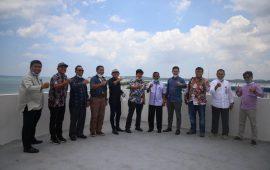 Pansus DPRD Bengkalis Kunker ke BP Batam untuk Pelajari Pengelolaan Air Limbah