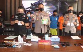 Kasat Narkoba Polres Karimun Tangkap 18 Orang Pemilik Sabu