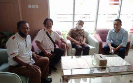 Berantas Mafia Tanah, FKMTI Silaturahmi Bersama BPN Provinsi