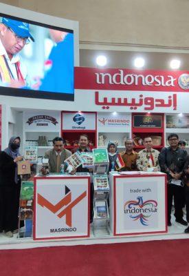 Indonesia Pamerkan Produk Unggulan Diajang Cairo International Fair 2021