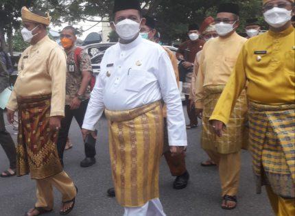 Gubernur Kepri, Ansar Ahmad Hadiri Acara Syukuran Peringatan Hari Jadi Kabupaten Karimun