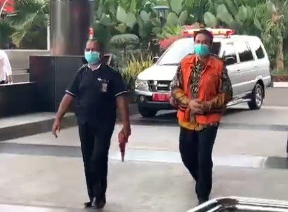 KPK Tambah Masa Penahanan Politisi Golkar Agus Syamsudin
