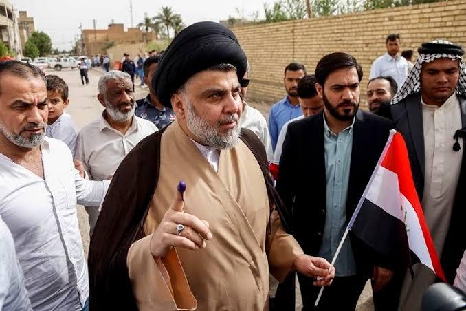 Ulama Syiah Al-Sadr Menang Pemilu Irak, Mantan Perdana Menteri Maliki Nomor 2